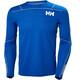 Helly Hansen M's Lifa Active Light LS Shirt Olympian Blue
